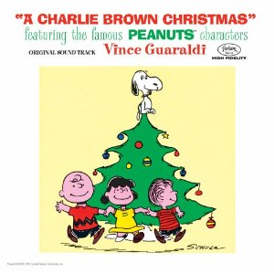 charlie brown christmas cd