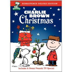 charlie brown christmas tv special dvd