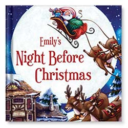 Personalized Christmas Books for Kids Make Fun Gifts